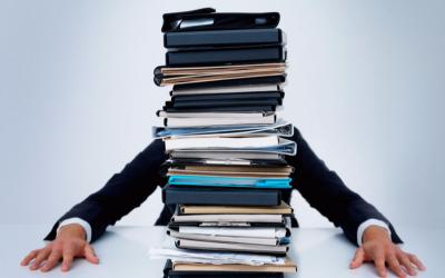 7 sposobów na pourlopowy nadmiar pracy