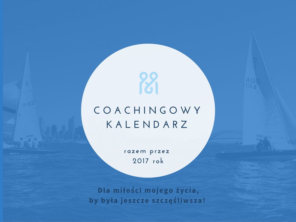 coachingowy kalendarz - voucher